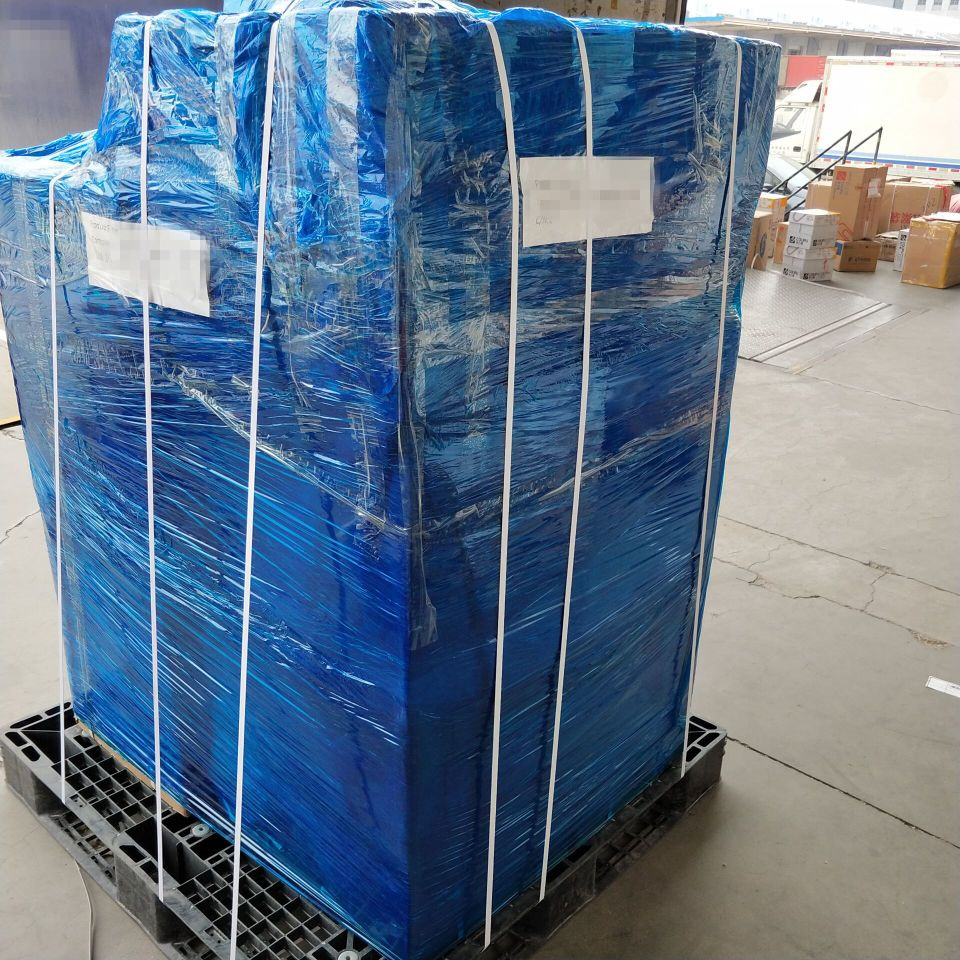 Export Packing of Air Compressor Spare Parts