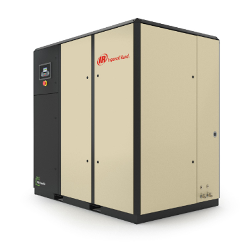 Ingersoll Rand 90-160 kW Nirvana Variable Speed Oil-Free Rotary Screw Air Compressors