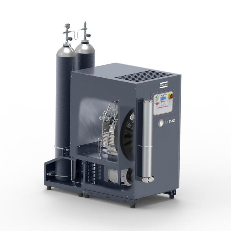 Atlas Copco LB High pressure Piston air compressor Main 800