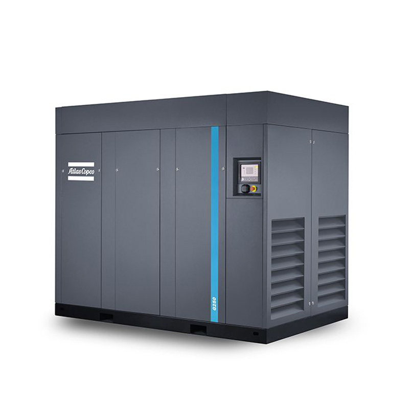 Atlas Copco G250 Oil Flood Air Compressor