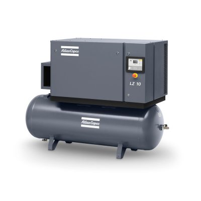 Atlas Copco LZ premium oil-free piston air compressor