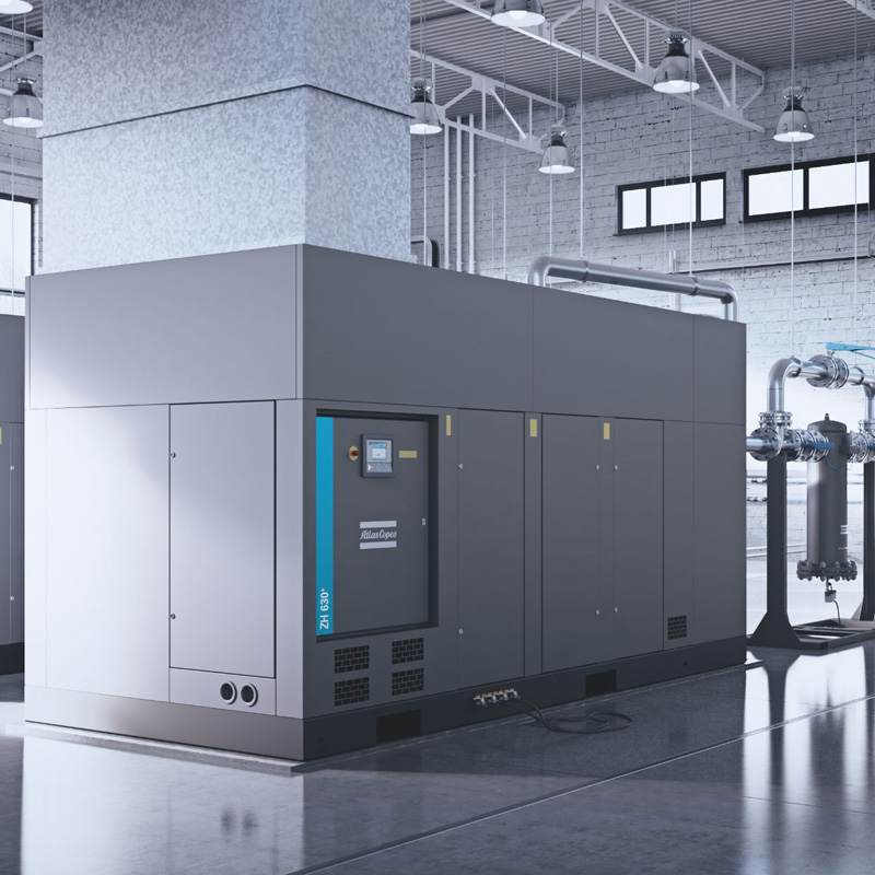 Atlas Copco ZH ZH+ Centrifugal oil-free air compressors