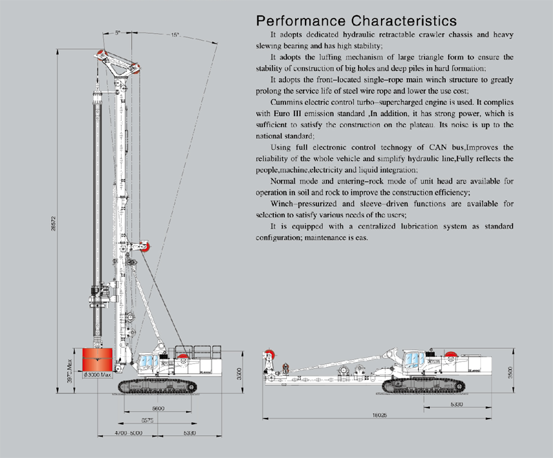 XCMG XR Drilling XR400D