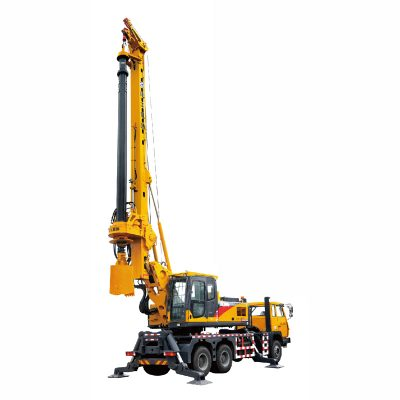 XCMG XR100 Drilling