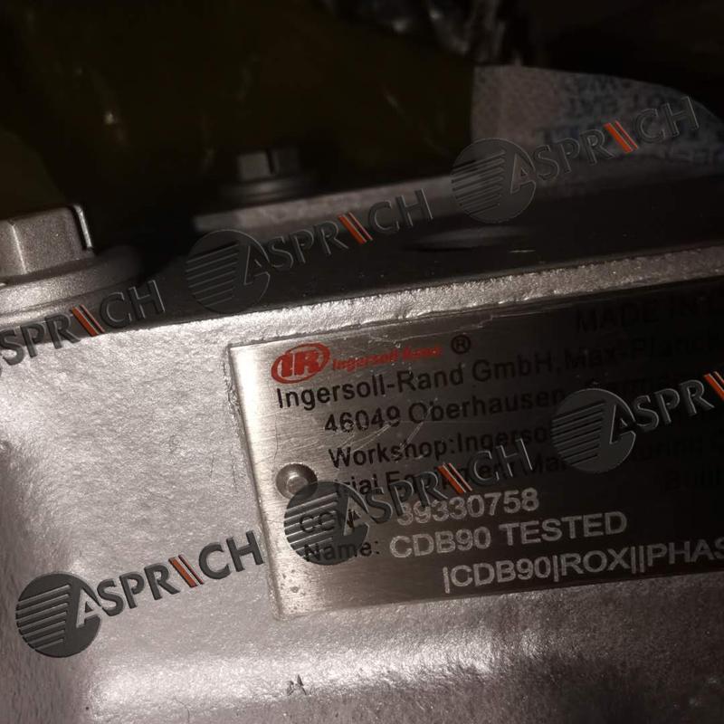 Ingersoll Rand Genuine Air End CDB90 for Oil Free Air Compressor