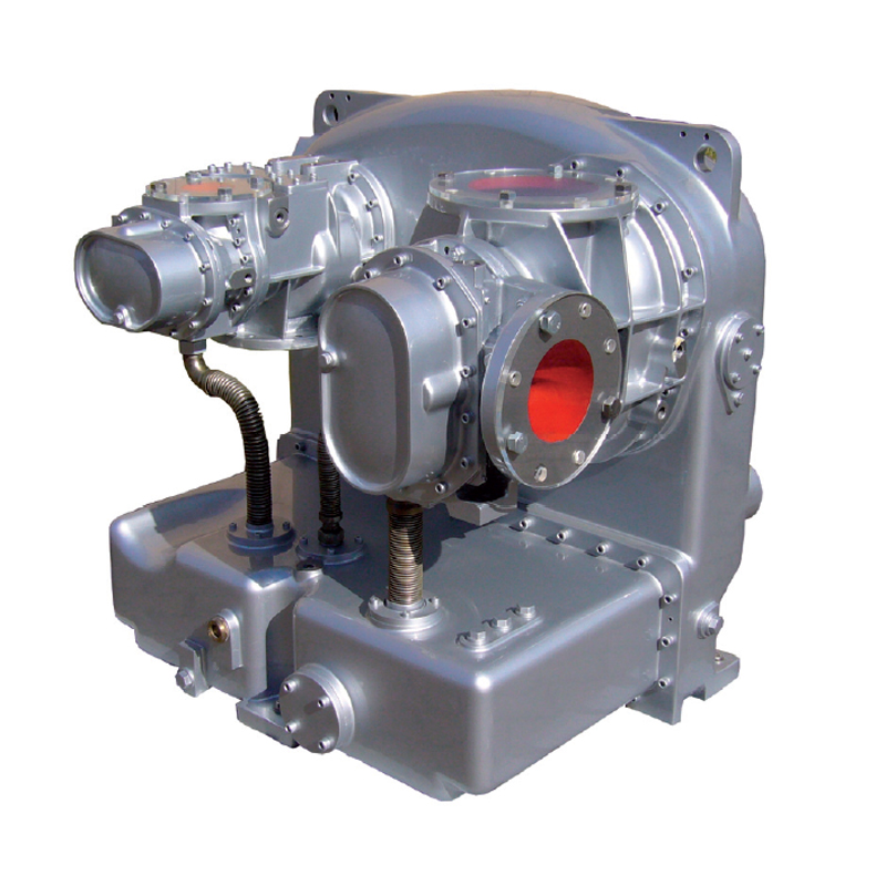 GHH CD26D double stage Air End Situable for Ingersoll Rand Oil Free Screw Air Compressor