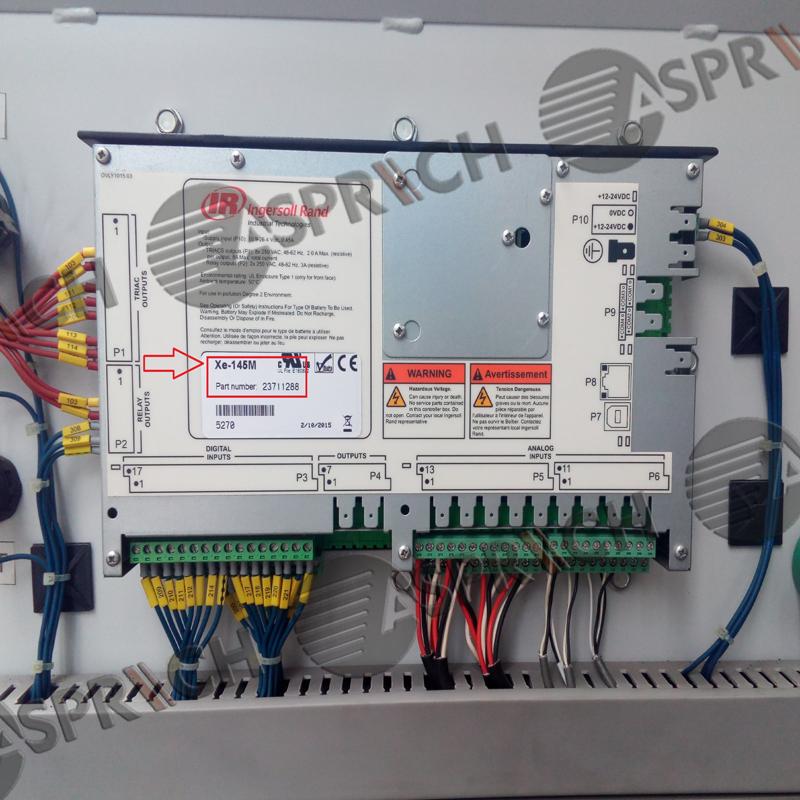 23711288 Ingersoll Rand XE-145M Controller Module