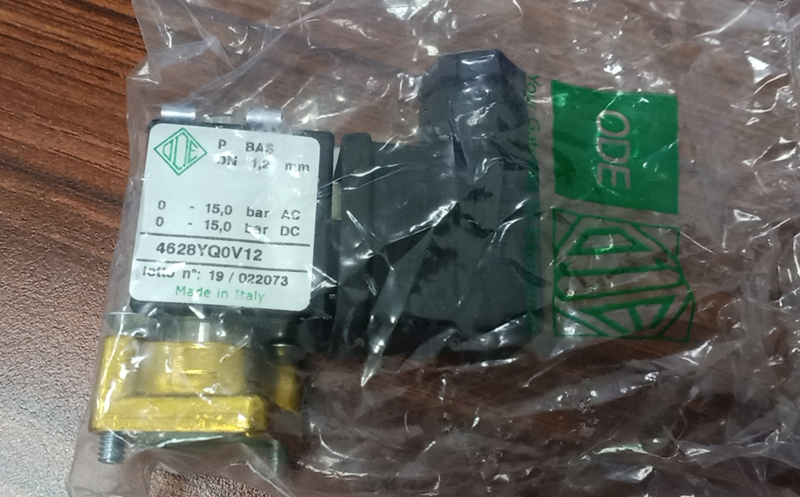 Ingersoll Rand Solenoid Valve PN 24029415 Part No.: 24029415 Situable for Ingersoll Rand Oil Flood Screw Air Compressor 11kw to 22kw. Original Country: China.