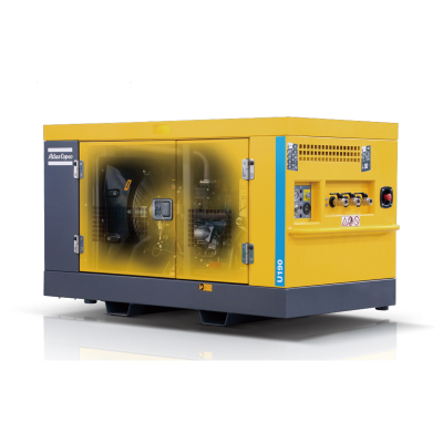 Atlas Copco Mobile Air Compressor