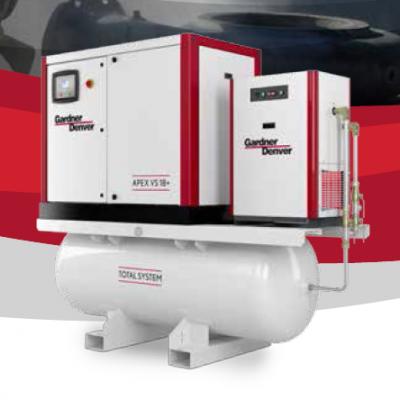 Gardner Denver Apex VS 18-22KW Rotary Air Compressors