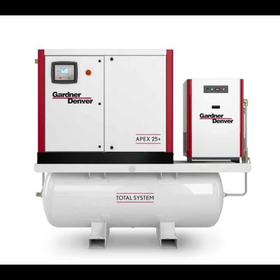 Gardner Denver Apex Series Rotary Screw Air Compressors APEX 25+ 25-30HP