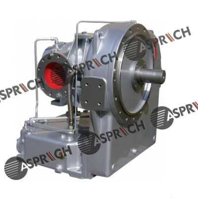 INGERSOLL RAND GHH RAND CD42S Oil Free Screw Air Compressor Block Air End and Gear Box Assembly