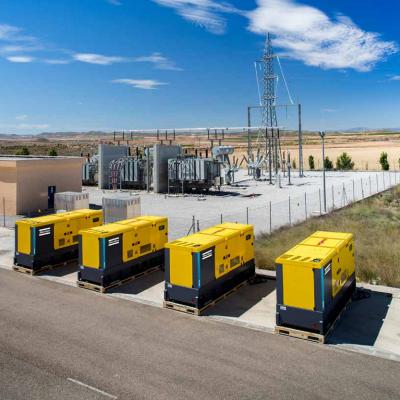 Atlas Copco QAS Generators QAS60