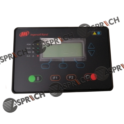 Product: Ingersoll Rand Original Controller Module 24859472 for SIRC Air Compressors Part No.: 24859472 Situable for SIRC V160 Screw Air Compressor Original Country: Made in China.